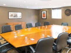 TPFC Boardroom